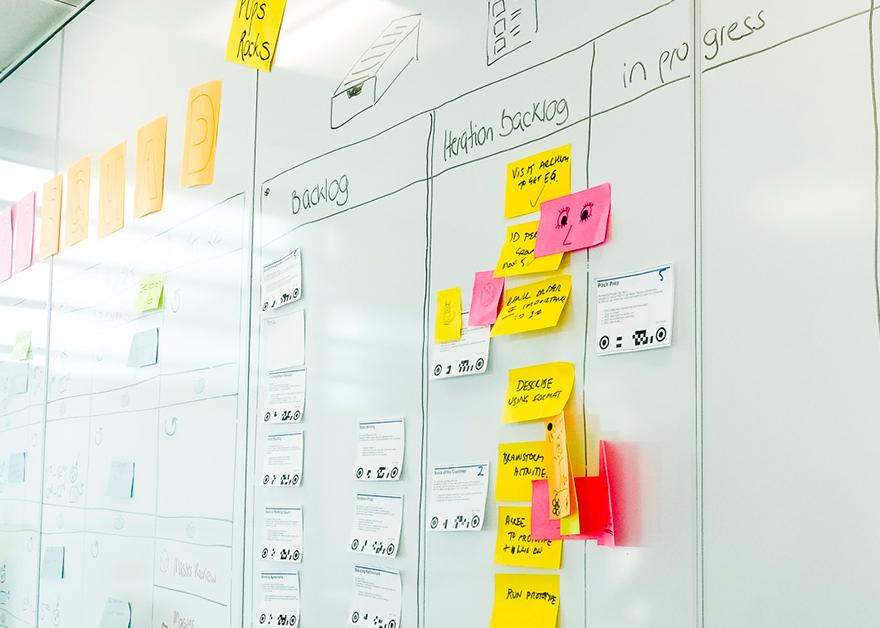 Agile HR Kick-Starter Week Flyer