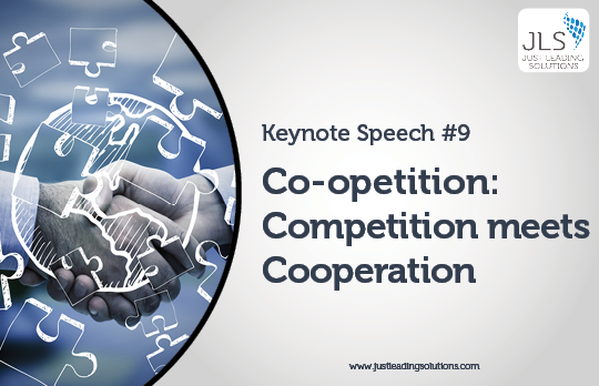JLS Agile HR Keynote Speech 9 - Co-opetition: Competition meets Cooperation